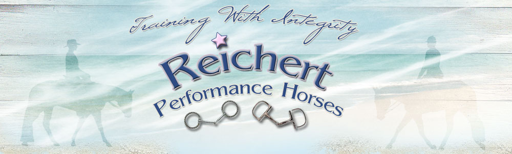 Reichert Performance Horses